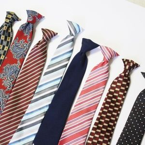 Other - Boys Clip on Neck Ties